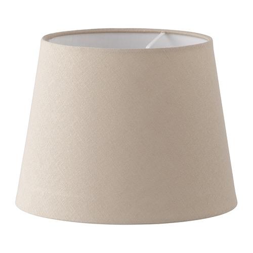 燈罩, , 米色, 直徑25公分, 另有其他顏色及尺寸可選擇