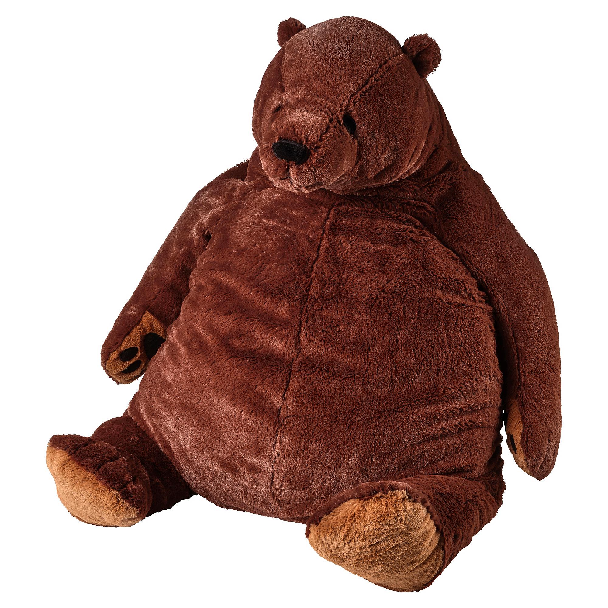 填充玩具, 棕熊,
