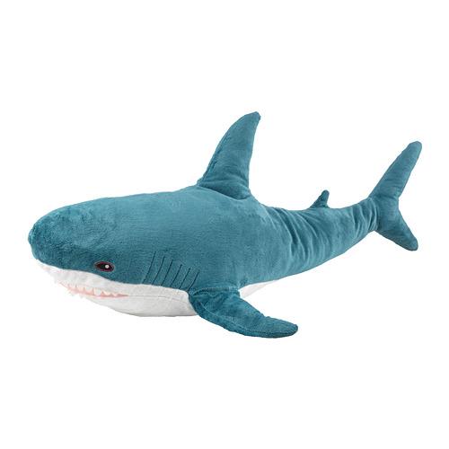填充玩具, 鯊魚,