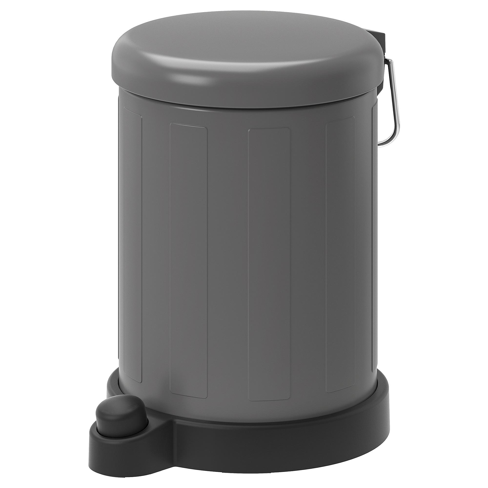 垃圾桶, , 灰色, 另有白色可選擇