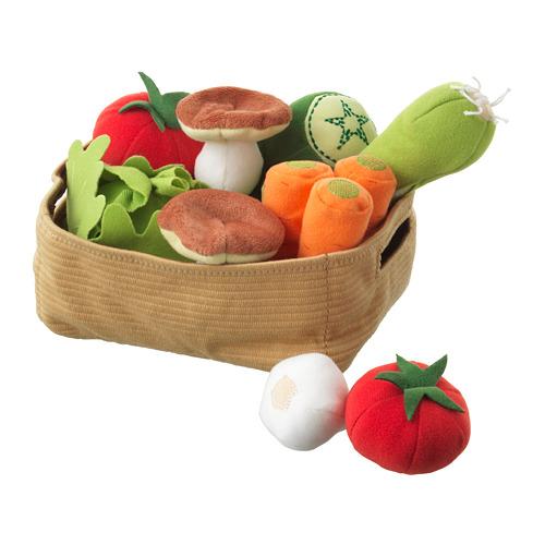 玩具蔬果 /14件組,