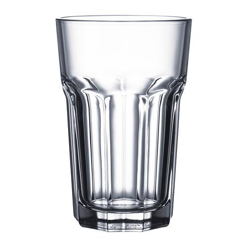 杯子/ 4件裝, , 透明玻璃