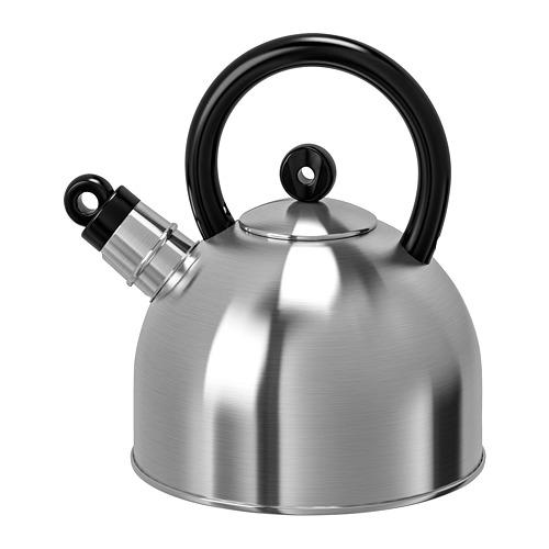 水壺, , 不鏽鋼/黑色