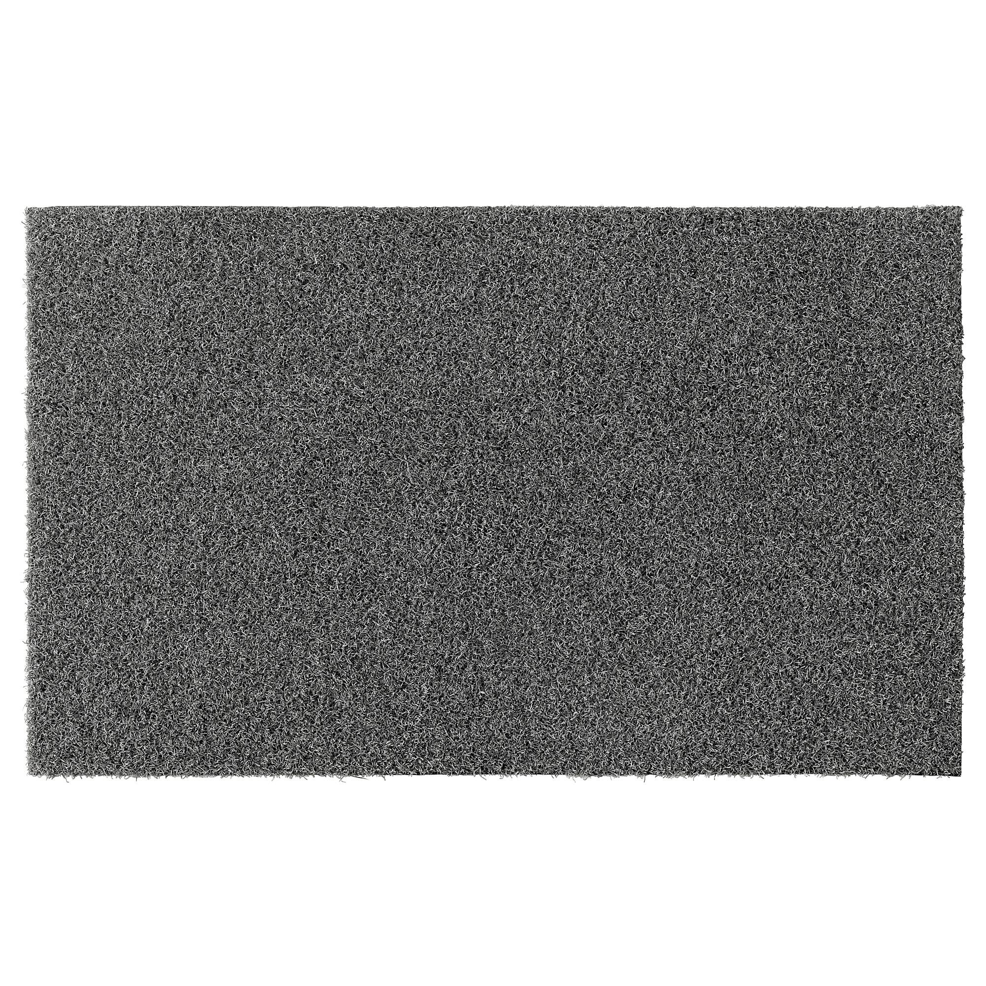門墊, 室內/戶外用, , 灰色, 50x80 公分