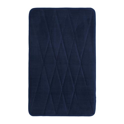 浴室腳踏墊, , 深藍色, 另有碳黑色