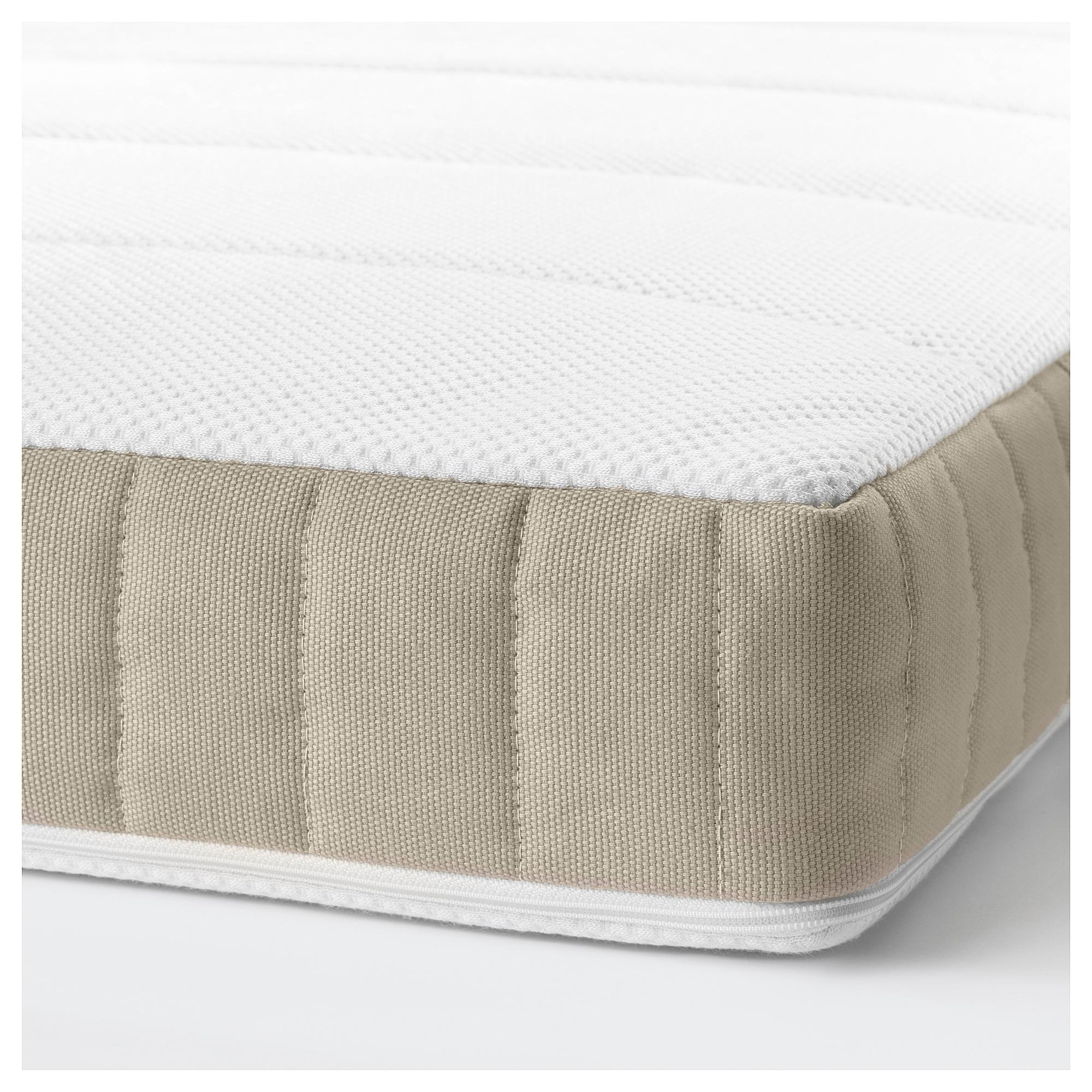 嬰兒床用獨立筒彈簧床墊,