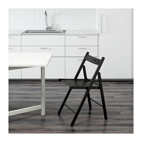折疊椅, , 黑色, 另有白色