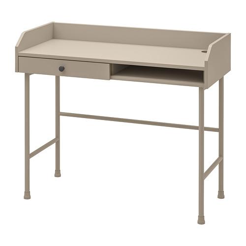 書桌/工作桌, , 米色, 另有白色