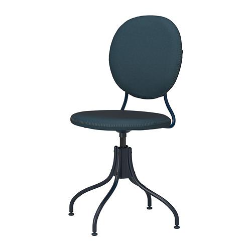 旋轉椅, , 藍色, 另有米色