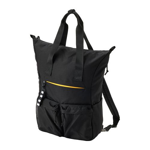 背包, , 黑色, 另有斜背包