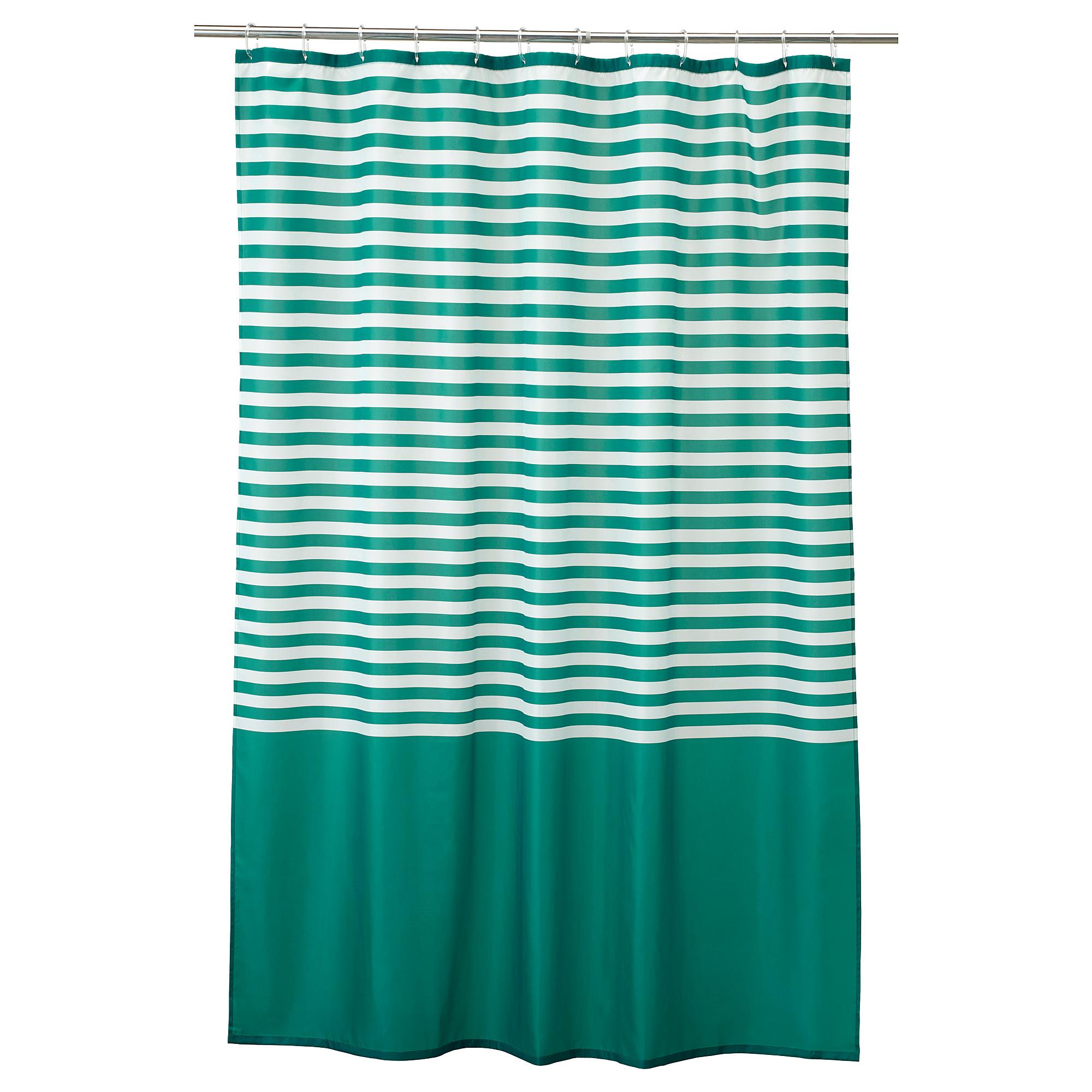 浴簾, , 深綠色, 另有深灰色可選擇