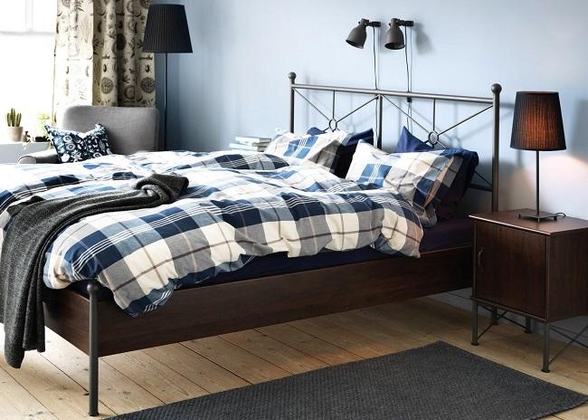 雙人床架,雙人床框,雙人床